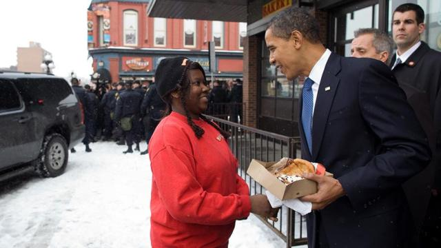 Even President Obama eats Beavertails!